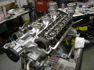timing chain case