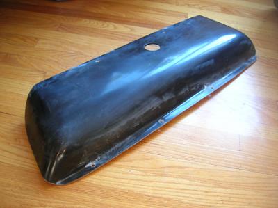 GTC radiator pan