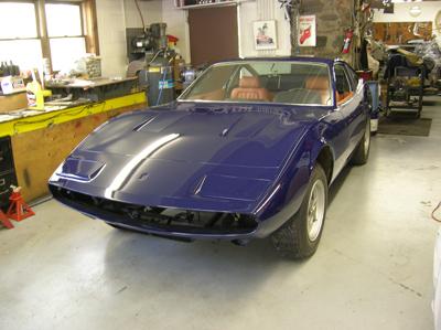 Ferrari GTC/4