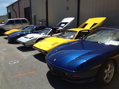 new Ferraris