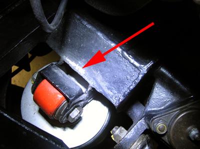 330 GTC front suspension