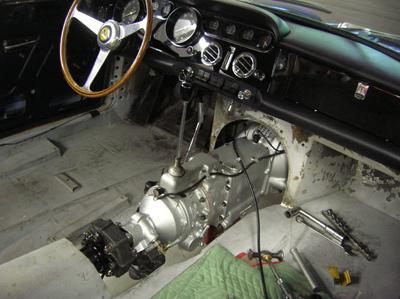 transmission install