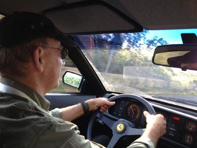 Bob Drives!