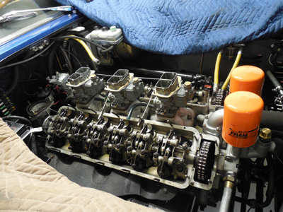 valve adjustment