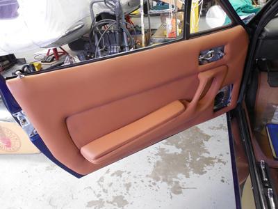 C/4 door panel