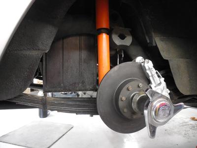 brakes and shocks