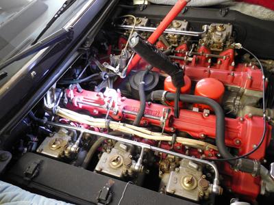 400GT engine