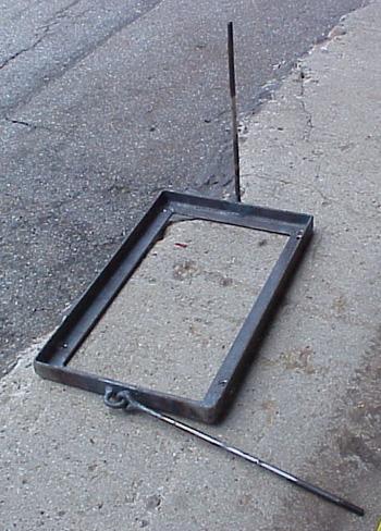 lower tray