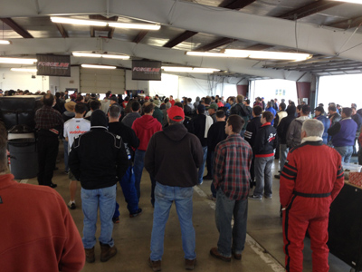 driver's meeting